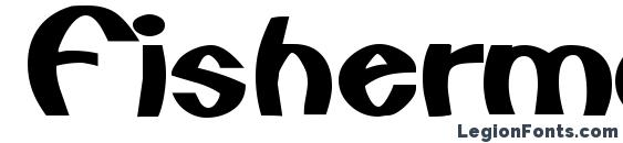 Fisherman bold Font, Stylish Fonts