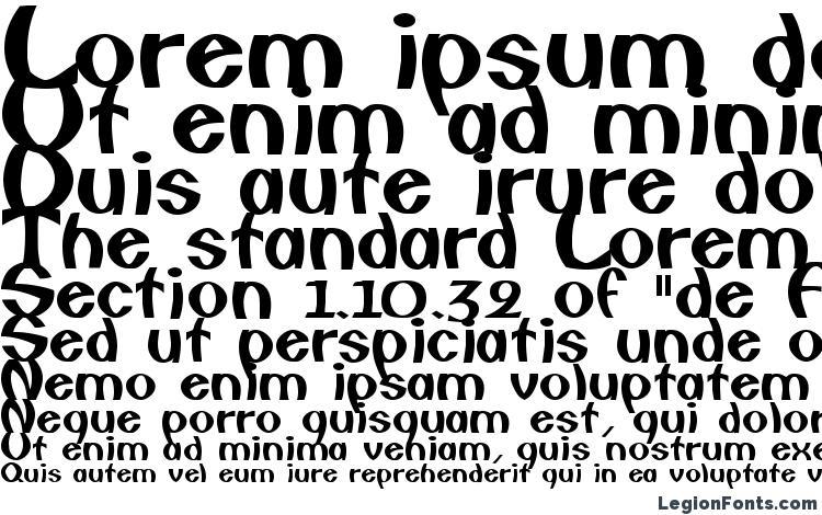 specimens Fisherman font, sample Fisherman font, an example of writing Fisherman font, review Fisherman font, preview Fisherman font, Fisherman font