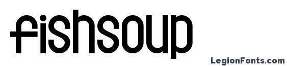 Fishsoup Font