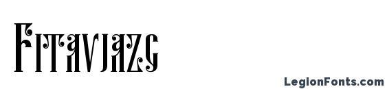 Fitavjazc Font