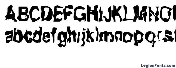 glyphs Fitoftears font, сharacters Fitoftears font, symbols Fitoftears font, character map Fitoftears font, preview Fitoftears font, abc Fitoftears font, Fitoftears font