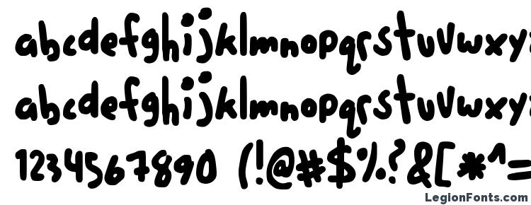 glyphs Fivecent font, сharacters Fivecent font, symbols Fivecent font, character map Fivecent font, preview Fivecent font, abc Fivecent font, Fivecent font
