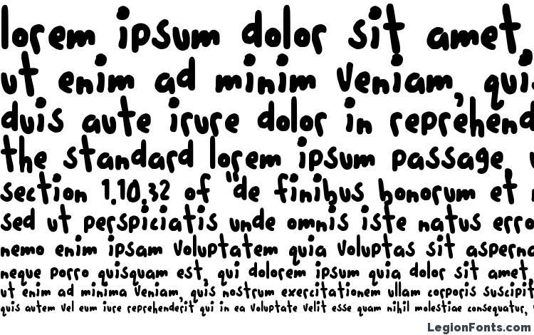 specimens Fivecent font, sample Fivecent font, an example of writing Fivecent font, review Fivecent font, preview Fivecent font, Fivecent font