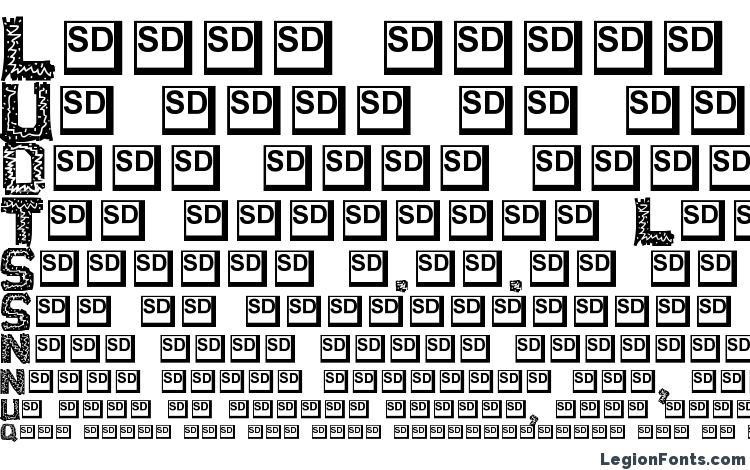 specimens Flak Jacket font, sample Flak Jacket font, an example of writing Flak Jacket font, review Flak Jacket font, preview Flak Jacket font, Flak Jacket font