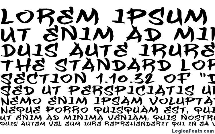 specimens Flashit font, sample Flashit font, an example of writing Flashit font, review Flashit font, preview Flashit font, Flashit font
