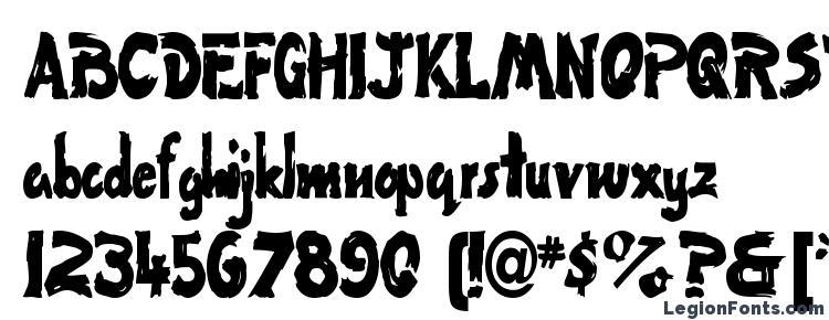 глифы шрифта Flatbrush36 regular ttcon, символы шрифта Flatbrush36 regular ttcon, символьная карта шрифта Flatbrush36 regular ttcon, предварительный просмотр шрифта Flatbrush36 regular ttcon, алфавит шрифта Flatbrush36 regular ttcon, шрифт Flatbrush36 regular ttcon