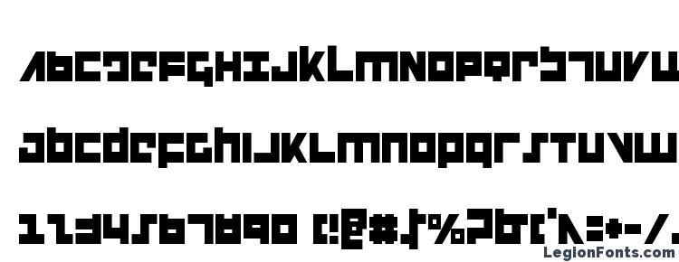 glyphs Flight Corps Condensed font, сharacters Flight Corps Condensed font, symbols Flight Corps Condensed font, character map Flight Corps Condensed font, preview Flight Corps Condensed font, abc Flight Corps Condensed font, Flight Corps Condensed font