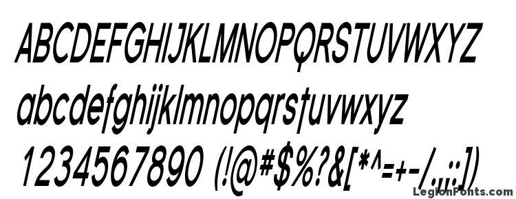 глифы шрифта Florencesans Comp Bold Italic, символы шрифта Florencesans Comp Bold Italic, символьная карта шрифта Florencesans Comp Bold Italic, предварительный просмотр шрифта Florencesans Comp Bold Italic, алфавит шрифта Florencesans Comp Bold Italic, шрифт Florencesans Comp Bold Italic
