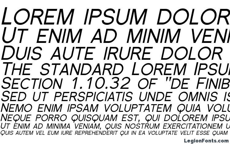 specimens Florencesans SC Italic font, sample Florencesans SC Italic font, an example of writing Florencesans SC Italic font, review Florencesans SC Italic font, preview Florencesans SC Italic font, Florencesans SC Italic font