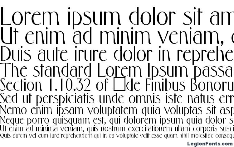 specimens Florentine Regular font, sample Florentine Regular font, an example of writing Florentine Regular font, review Florentine Regular font, preview Florentine Regular font, Florentine Regular font