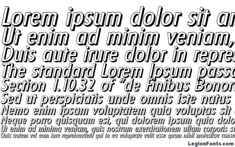 specimens FloridaShadow Italic font, sample FloridaShadow Italic font, an example of writing FloridaShadow Italic font, review FloridaShadow Italic font, preview FloridaShadow Italic font, FloridaShadow Italic font