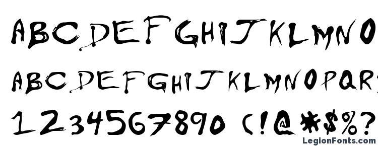 глифы шрифта Floydc, символы шрифта Floydc, символьная карта шрифта Floydc, предварительный просмотр шрифта Floydc, алфавит шрифта Floydc, шрифт Floydc