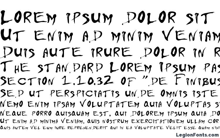 specimens Floydc font, sample Floydc font, an example of writing Floydc font, review Floydc font, preview Floydc font, Floydc font