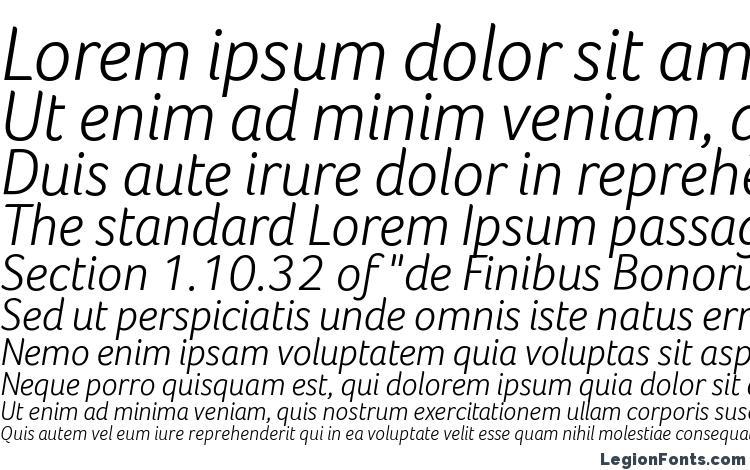 specimens Foco Light Italic font, sample Foco Light Italic font, an example of writing Foco Light Italic font, review Foco Light Italic font, preview Foco Light Italic font, Foco Light Italic font