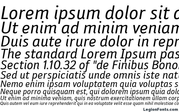 specimens FolderRg Italic font, sample FolderRg Italic font, an example of writing FolderRg Italic font, review FolderRg Italic font, preview FolderRg Italic font, FolderRg Italic font