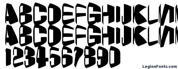 glyphs Foldz font, сharacters Foldz font, symbols Foldz font, character map Foldz font, preview Foldz font, abc Foldz font, Foldz font