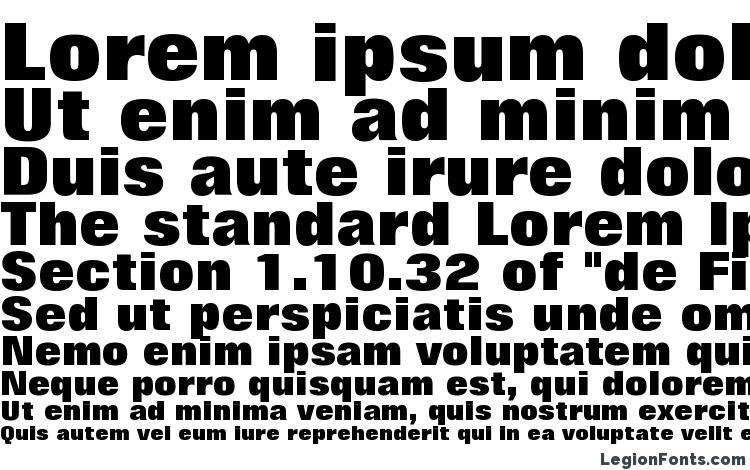 specimens Folio Extra Bold BT font, sample Folio Extra Bold BT font, an example of writing Folio Extra Bold BT font, review Folio Extra Bold BT font, preview Folio Extra Bold BT font, Folio Extra Bold BT font