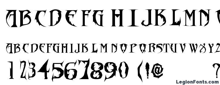 glyphs Font diablos inc font, сharacters Font diablos inc font, symbols Font diablos inc font, character map Font diablos inc font, preview Font diablos inc font, abc Font diablos inc font, Font diablos inc font