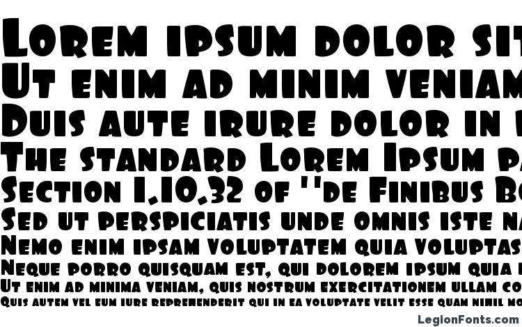 образцы шрифта Foo Regular, образец шрифта Foo Regular, пример написания шрифта Foo Regular, просмотр шрифта Foo Regular, предосмотр шрифта Foo Regular, шрифт Foo Regular