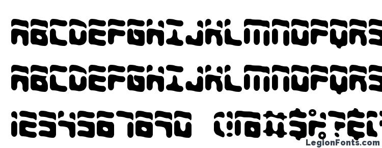glyphs Foreshadow BRK font, сharacters Foreshadow BRK font, symbols Foreshadow BRK font, character map Foreshadow BRK font, preview Foreshadow BRK font, abc Foreshadow BRK font, Foreshadow BRK font