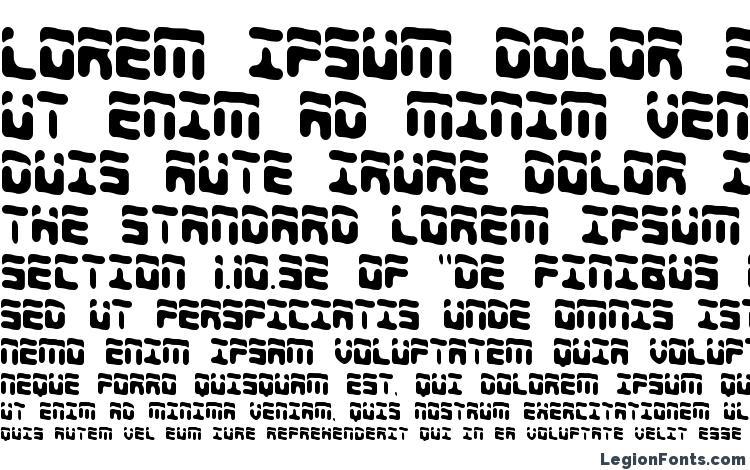specimens Foreshadow BRK font, sample Foreshadow BRK font, an example of writing Foreshadow BRK font, review Foreshadow BRK font, preview Foreshadow BRK font, Foreshadow BRK font