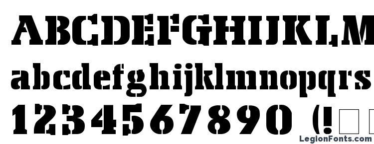 глифы шрифта Forklift Display SSi, символы шрифта Forklift Display SSi, символьная карта шрифта Forklift Display SSi, предварительный просмотр шрифта Forklift Display SSi, алфавит шрифта Forklift Display SSi, шрифт Forklift Display SSi