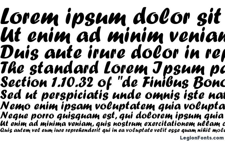 образцы шрифта Forte, образец шрифта Forte, пример написания шрифта Forte, просмотр шрифта Forte, предосмотр шрифта Forte, шрифт Forte