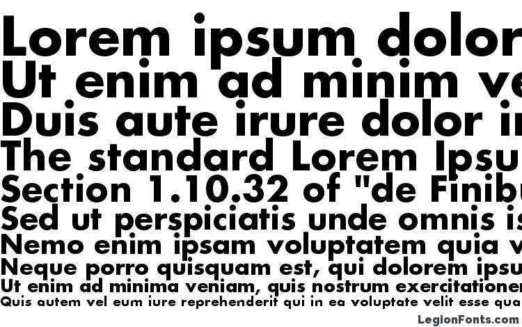 specimens Fortunec bold font, sample Fortunec bold font, an example of writing Fortunec bold font, review Fortunec bold font, preview Fortunec bold font, Fortunec bold font