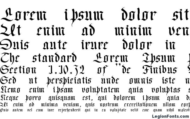 specimens Foulton font, sample Foulton font, an example of writing Foulton font, review Foulton font, preview Foulton font, Foulton font