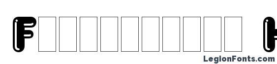 Frankfurter Highlight Plain Font
