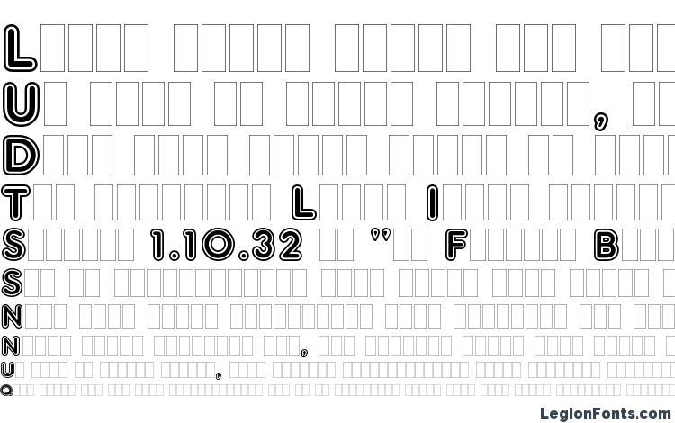 specimens Frankfurter Inline Plain font, sample Frankfurter Inline Plain font, an example of writing Frankfurter Inline Plain font, review Frankfurter Inline Plain font, preview Frankfurter Inline Plain font, Frankfurter Inline Plain font