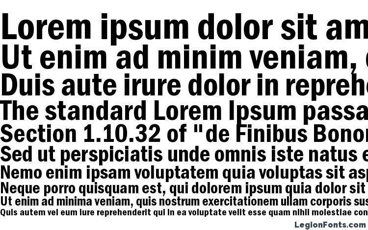 Скачать шрифт franklin gothic demi cond