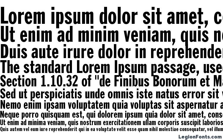specimens Franklin Gothic Extra Condensed BT font, sample Franklin Gothic Extra Condensed BT font, an example of writing Franklin Gothic Extra Condensed BT font, review Franklin Gothic Extra Condensed BT font, preview Franklin Gothic Extra Condensed BT font, Franklin Gothic Extra Condensed BT font