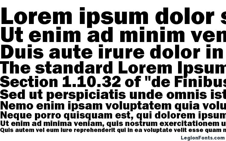 specimens FranklinGothHeavyTTT font, sample FranklinGothHeavyTTT font, an example of writing FranklinGothHeavyTTT font, review FranklinGothHeavyTTT font, preview FranklinGothHeavyTTT font, FranklinGothHeavyTTT font