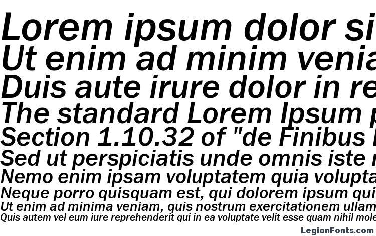 specimens FranklinGothMediumETT Italic font, sample FranklinGothMediumETT Italic font, an example of writing FranklinGothMediumETT Italic font, review FranklinGothMediumETT Italic font, preview FranklinGothMediumETT Italic font, FranklinGothMediumETT Italic font