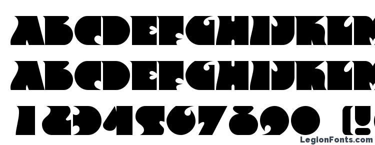 глифы шрифта Frant d, символы шрифта Frant d, символьная карта шрифта Frant d, предварительный просмотр шрифта Frant d, алфавит шрифта Frant d, шрифт Frant d