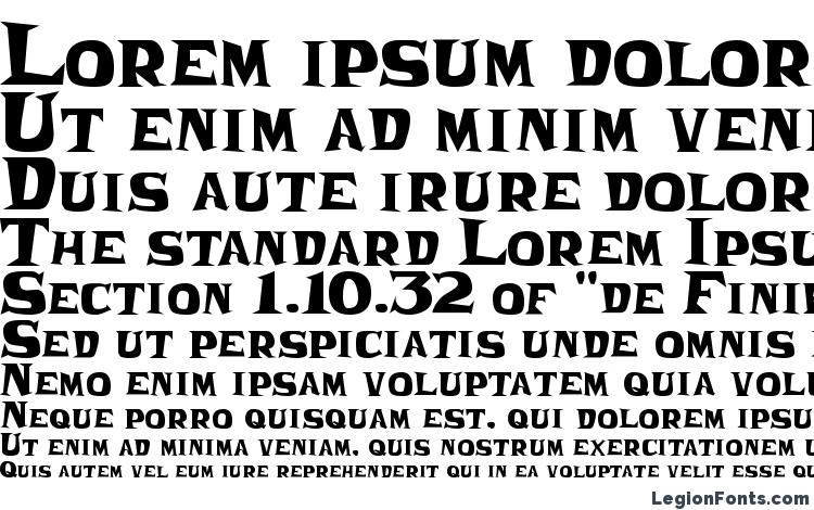 specimens Frantic JL font, sample Frantic JL font, an example of writing Frantic JL font, review Frantic JL font, preview Frantic JL font, Frantic JL font