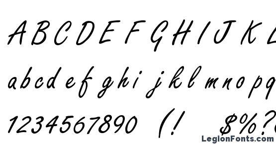 Search: Freestyle Script Fonts - Fontsup.com