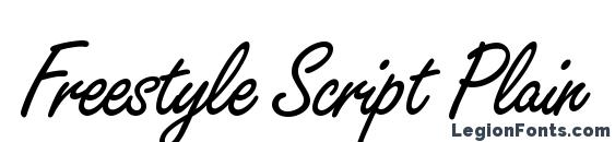 freestyle script Fonts Free Download - OnlineWebFonts.COM