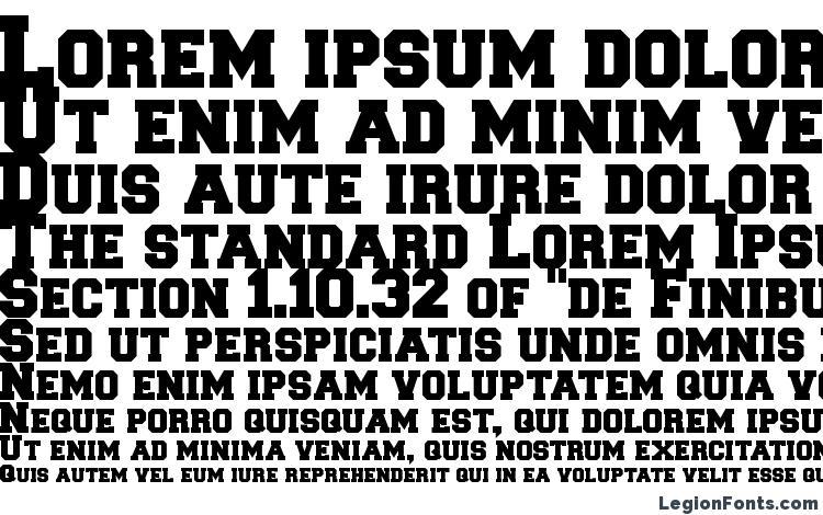 specimens Freshman font, sample Freshman font, an example of writing Freshman font, review Freshman font, preview Freshman font, Freshman font