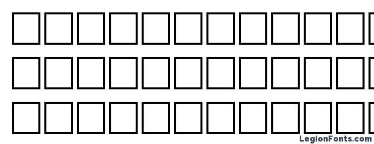 glyphs FretsA Regular font, сharacters FretsA Regular font, symbols FretsA Regular font, character map FretsA Regular font, preview FretsA Regular font, abc FretsA Regular font, FretsA Regular font