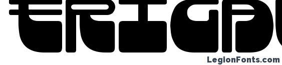 Frigate font, free Frigate font, preview Frigate font