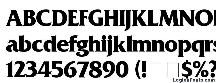 глифы шрифта Frizz Quadrata Bold, символы шрифта Frizz Quadrata Bold, символьная карта шрифта Frizz Quadrata Bold, предварительный просмотр шрифта Frizz Quadrata Bold, алфавит шрифта Frizz Quadrata Bold, шрифт Frizz Quadrata Bold