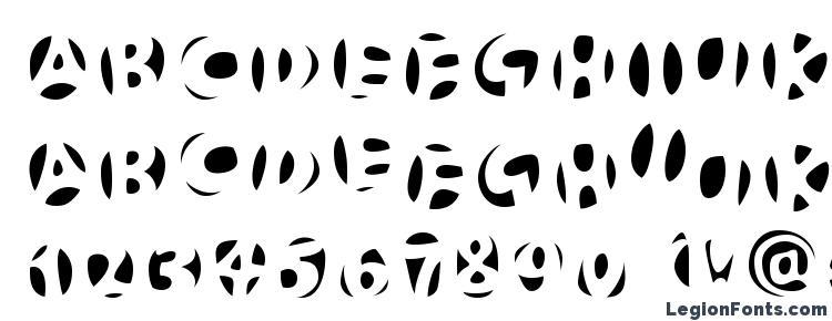 глифы шрифта FrutigerStones Negativ, символы шрифта FrutigerStones Negativ, символьная карта шрифта FrutigerStones Negativ, предварительный просмотр шрифта FrutigerStones Negativ, алфавит шрифта FrutigerStones Negativ, шрифт FrutigerStones Negativ
