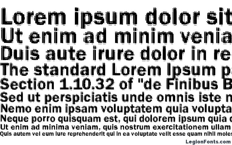 specimens Funky12 Bold font, sample Funky12 Bold font, an example of writing Funky12 Bold font, review Funky12 Bold font, preview Funky12 Bold font, Funky12 Bold font