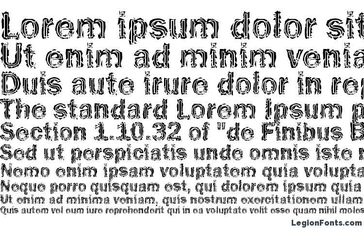 specimens Funky32 Bold font, sample Funky32 Bold font, an example of writing Funky32 Bold font, review Funky32 Bold font, preview Funky32 Bold font, Funky32 Bold font