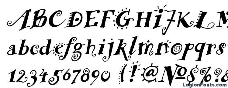 glyphs Funstuff Bold Italic font, сharacters Funstuff Bold Italic font, symbols Funstuff Bold Italic font, character map Funstuff Bold Italic font, preview Funstuff Bold Italic font, abc Funstuff Bold Italic font, Funstuff Bold Italic font