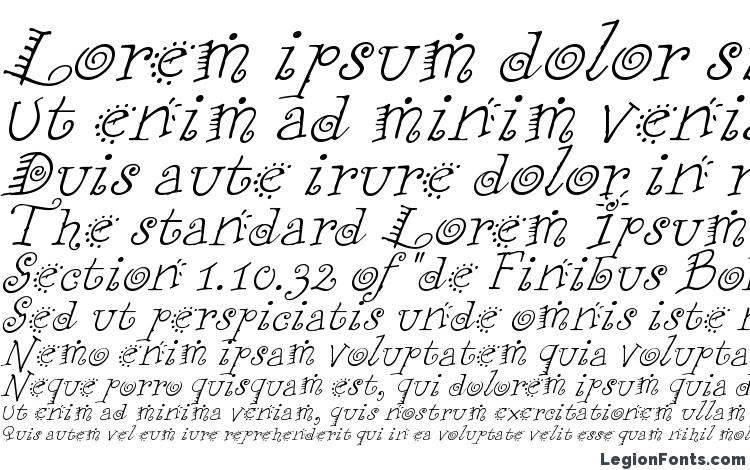 specimens FunstuffXitalic Regular font, sample FunstuffXitalic Regular font, an example of writing FunstuffXitalic Regular font, review FunstuffXitalic Regular font, preview FunstuffXitalic Regular font, FunstuffXitalic Regular font