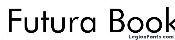 Futura Book BT Font Download Free / LegionFonts