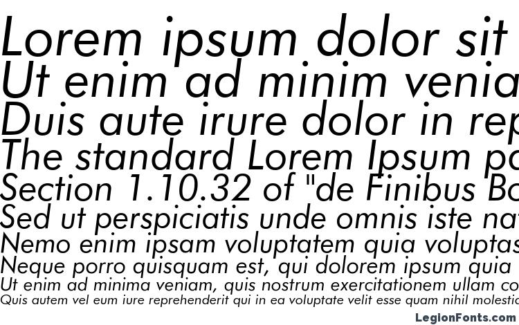 specimens Futura Book Italic BT font, sample Futura Book Italic BT font, an example of writing Futura Book Italic BT font, review Futura Book Italic BT font, preview Futura Book Italic BT font, Futura Book Italic BT font